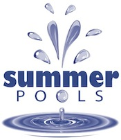 Summer Pools Logo
